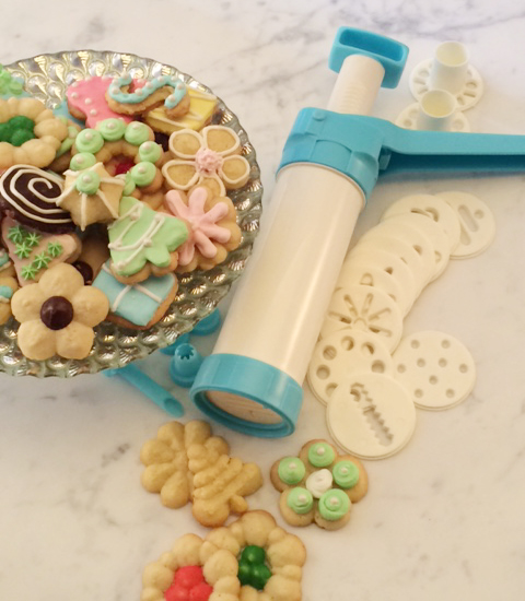Easy Action Cookie Press