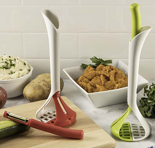 Potato Masher and Potato Peeler